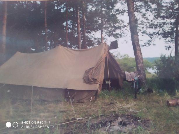 Палатка армейская 32х местная