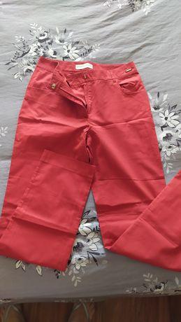 Calças vermelhas Purificacion Garcia