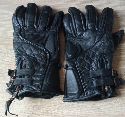 Rękawiczki motocyklowe damskie