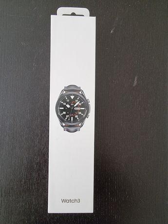 Samsung Galaxy Watch 3 45mm, novo, factura, garantia