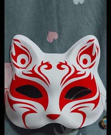 Карнавальная маска Лиса на праздники