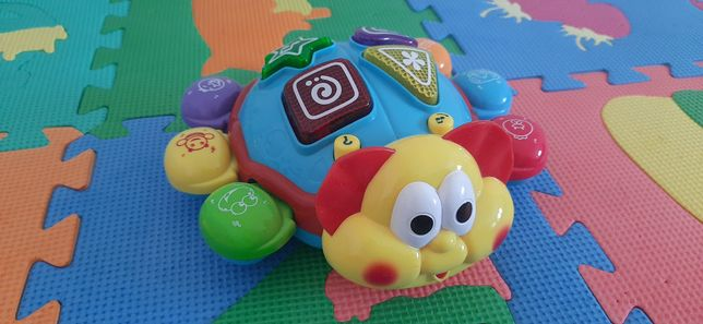 Развивающая игрушка жук лимо тойс