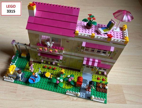 LEGO Friends - Olivia's House 3315