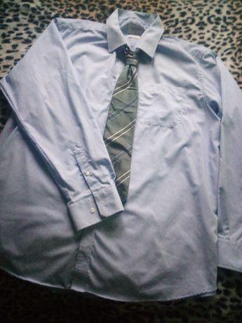 Nowa koszula z krawatem WYSYŁKA