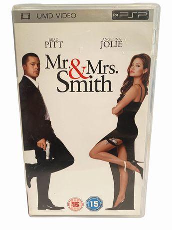 Mr. & Mrs. Smith Psp Film Umd Video