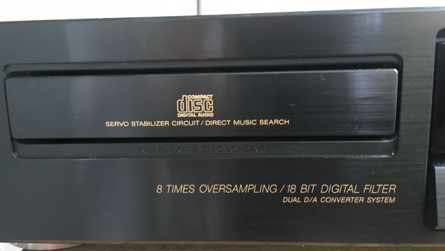 Odtwarzacz CD Sony CDP-590
