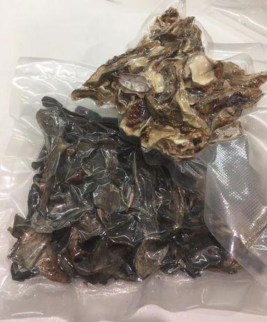 Продам белые сушеные грибы