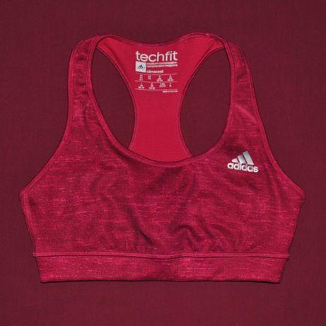 Топ Adidas оригинал для фитнеса бега пилатеса nike under armour