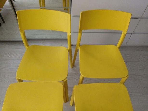 4 krzesła Janinge Ikea