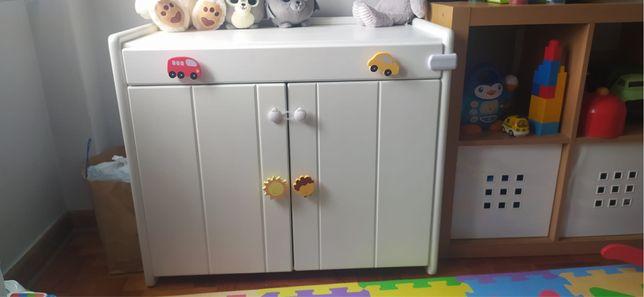 Movel  quarto criança marca cerne
