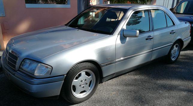 Mercedes 200 Kompressor