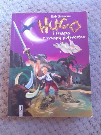 Hugo i mapa wyspy potworów