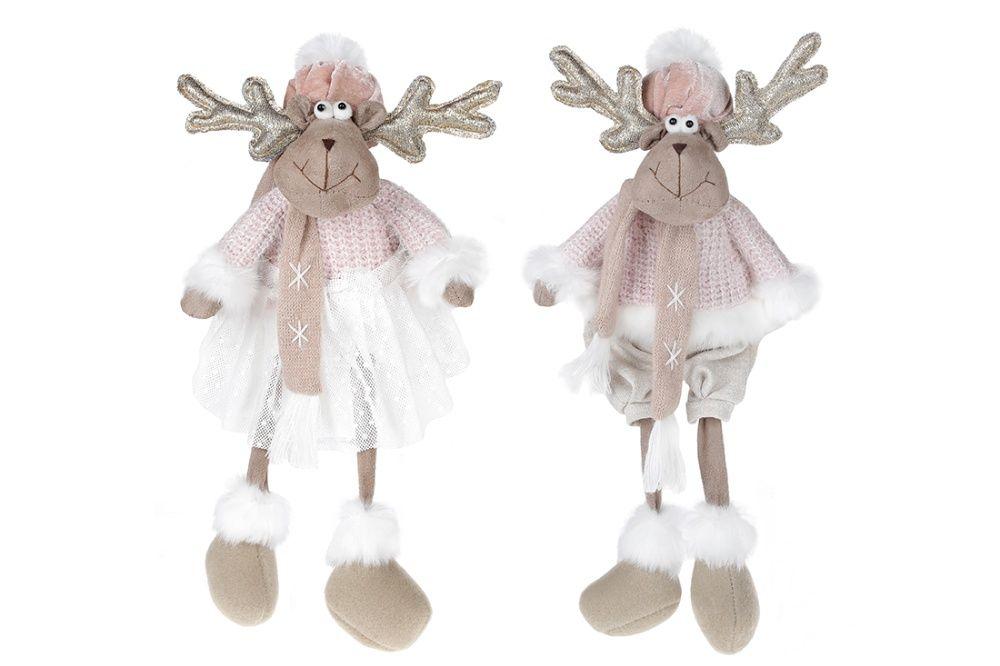игрушка олень, новогодние олени, игрушка под елку, новогодний подарок Харьков - изображение 1