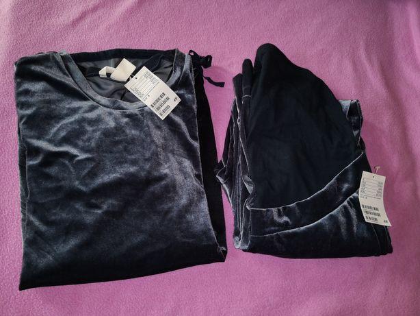H&M dres ciążowy S