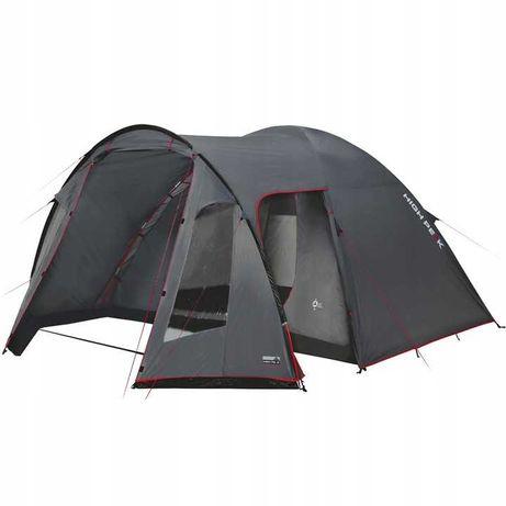 Duży namiot turystyczny iglo moskitiera 4-osobowy
