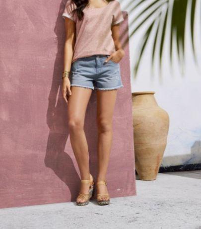 Шорты женские джинсовые Esmara