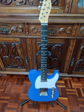 Guitarra eléctrica tipo telecaster (Handmade)