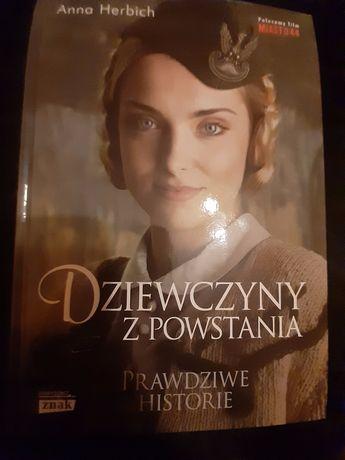 Dziewczyny z powstania, książka - jak nowa
