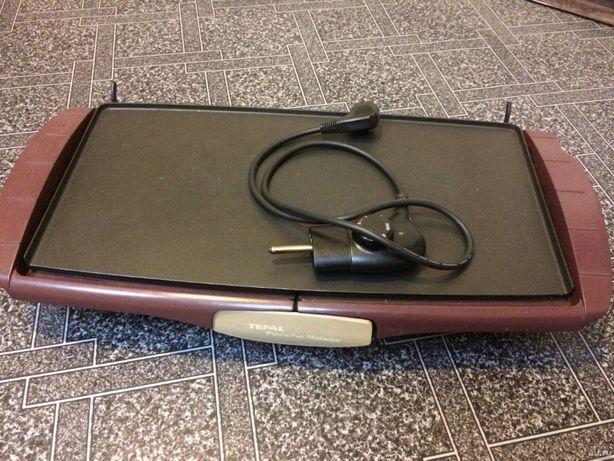 Шикарная электрическая панель для жарки гриль Tefal Plancha Malaga