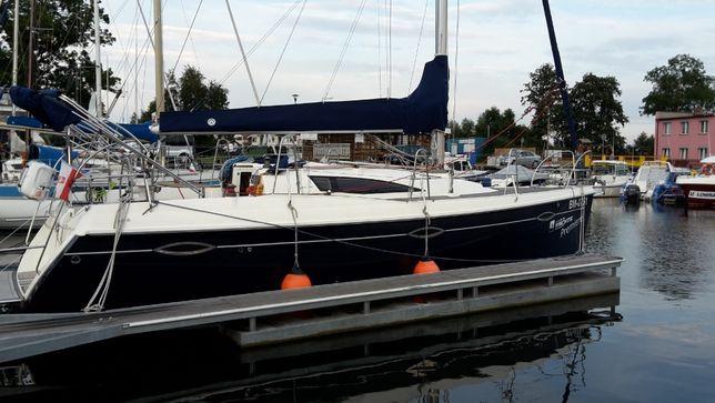 jacht żaglowy typu SLUP