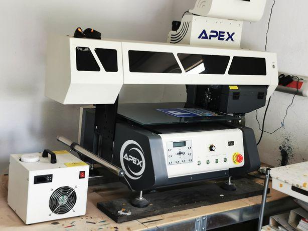 drukarka uv oraz laser co2