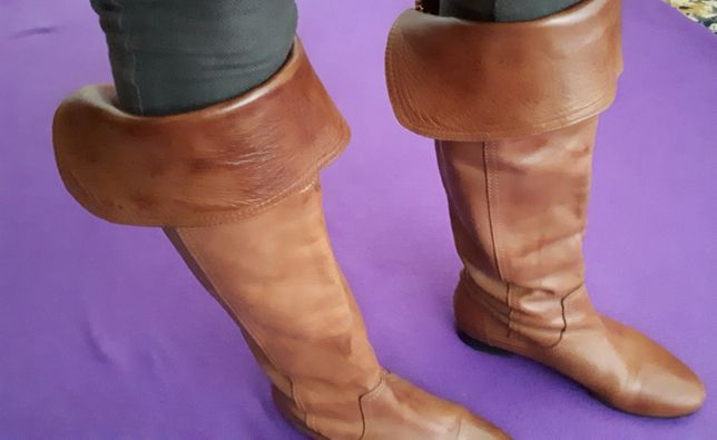 Кожание сапоги чоботи ботфорты ботинки clarks geox