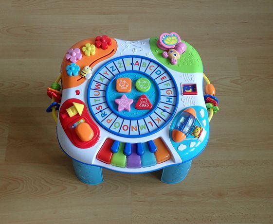 Edukacyjny stoliczek dla dzieci - Smily Play