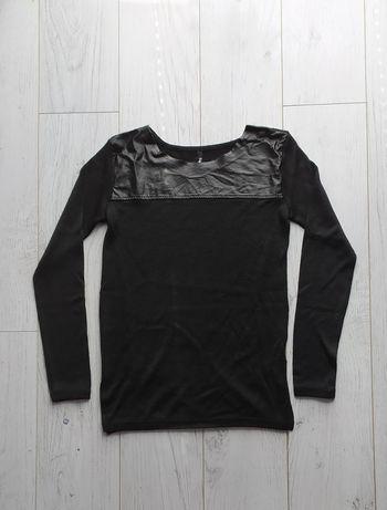 Bluzka Sinsay Rozmiar XS czarna