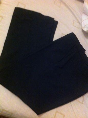 calças da Zara T.L + saia comprida
