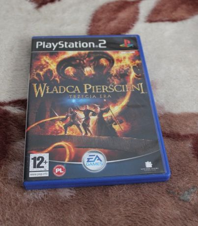 Gra do PS2 Władca Pierścieni Trzecia Era