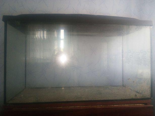 Аквариум 120 литров б/у