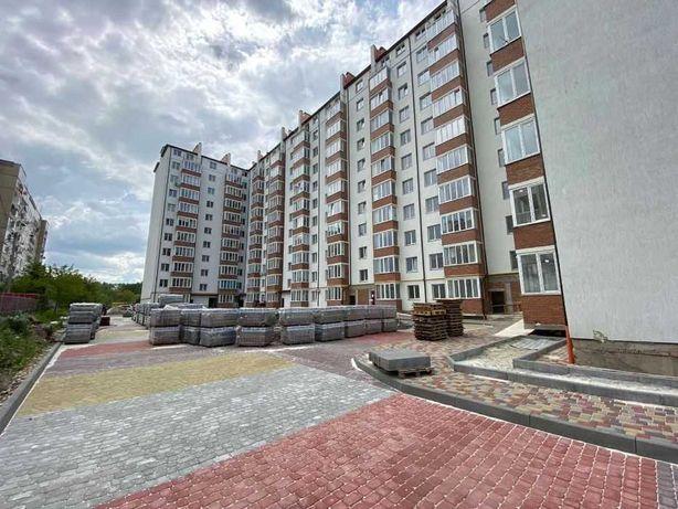 2-х кімнатна в збудованому будинку 67,10м.кв. вул. Величковського