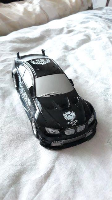 Гоночная полицейская машинка