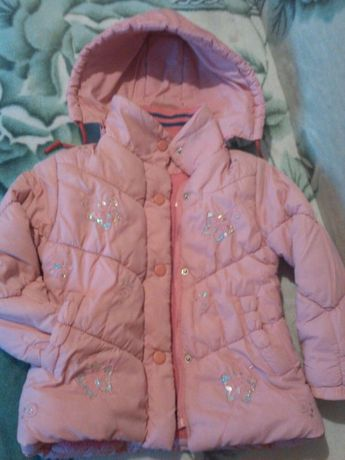 Куртка деми (теплая зима)