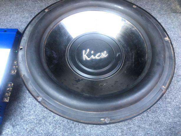 Автомобильный сабвуфер Kicx ICQ 250BA