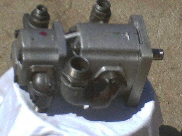 bomba hidraulica dupla capacidade
