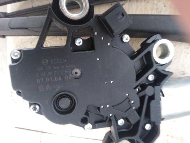 silniczek wycieraczek BOSCH klapa tył, Citroen C4 Picasoo 2006