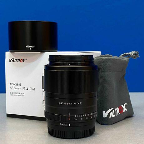 Viltrox AF 56mm f/1.4 STM ED IF (Fujifilm)