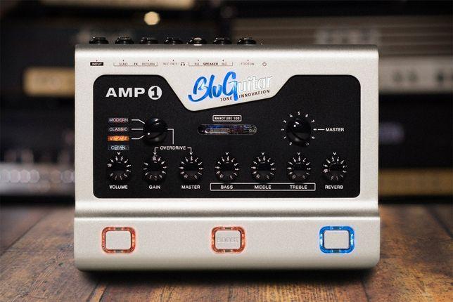 BluGuitar Amp Ламповый гитарный уселитель