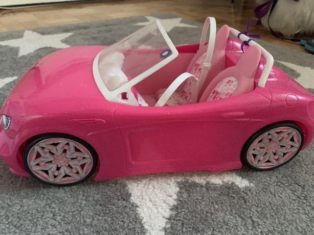 Cabrio barbie różowy wóz dla lalek