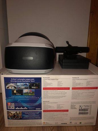 Gogle SONY PlayStation VR + Kamera