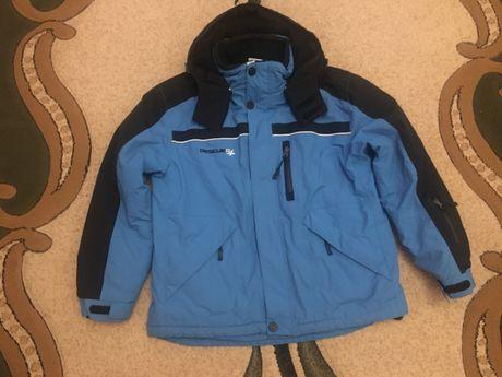 Лыжная, зимняя куртка. Р. 146-152