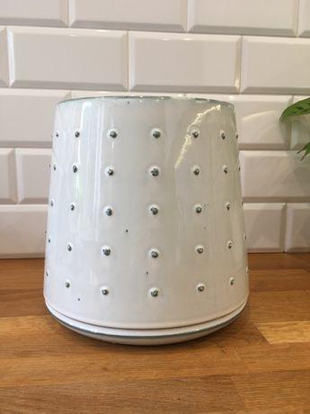 Osłonka ceramiczna doniczka duża 24,5cmx18,5