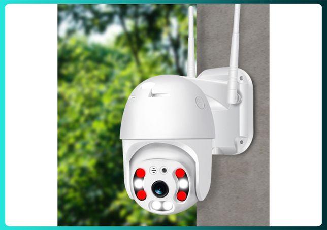 УЛИЧНАЯ ПОВОРОТНАЯ 2МП IP WiFi СМАРТ камера camera FullHd 1080 IP66