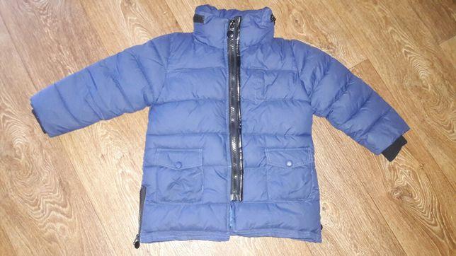 Куртка пуховик парка