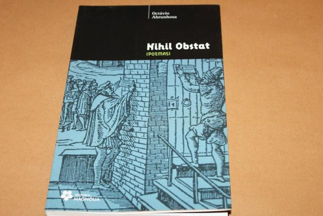 Nihil Obstat (Poemas) Octávio Abrunhosa