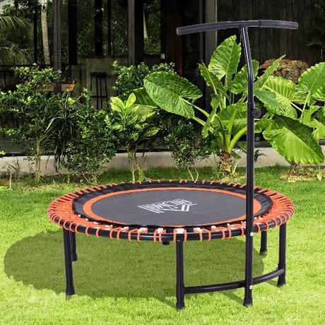 Trampolina fitness - trampolina do jogi