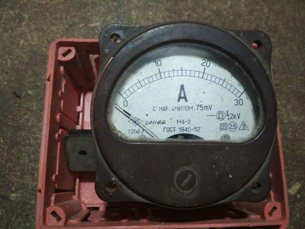 Амперметр сетевой М4-2
