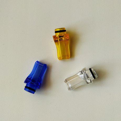 Дриптип 510,дрипка ,дрип тип 510, мундштук для электронной сигареты