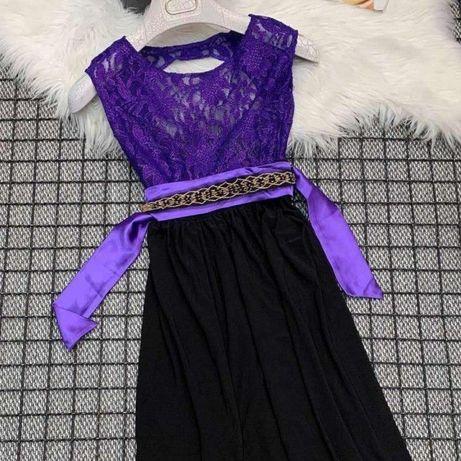 Плаття жіноче довге